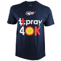 Camiseta Cage Fighter Daniel Cormier Pray4ok Ufc