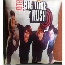Cojin Big Time Rush Calidad Y Precio Promocion