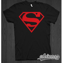 Playera Superman, Super Boy, Playeras Super Heroes,
