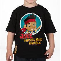 Playera Camiseta Jake El Pirata Para Todos 100% Calidad