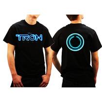 Camisa O Playera Tron Legacy Edicion Especial Todas Tallas!!