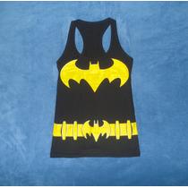 Blusa Camiseta Batman Batichica Batgirl Comic Classic Negra