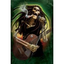 Playeras 3d Dead Dread Y Dead Groovy Talla L