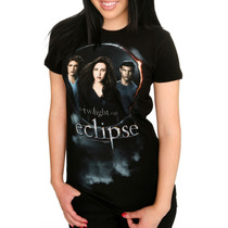 Hot Topic Playera Twilight Eclipse Poster
