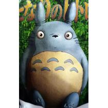 Playera Anime Totoro Mediana Resistente Al Lavado