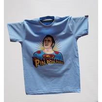 Playera Superman Carabina De Hambrosio Kitsch. Vv4