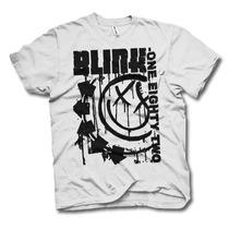 [art-factory] Indie Bands - Playera De Blink 182