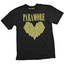 [art-factory] Indie Rock Bands - Playera De Paramore