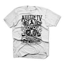 [art-factory] Indie Bands - Playera De Los Austin Tv