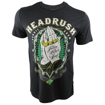 Camiseta Headrush Brazil Crew Ufc