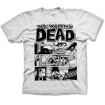 [art-factory] Movies - Playera De The Walking Dead