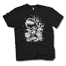 [art-factory] Indie Rock Bands - Playera De Rebel Cats