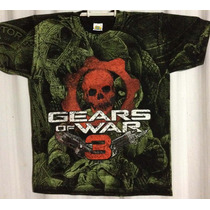 Playeras Gears Of War!!!!!