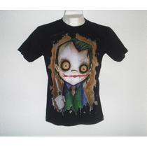 Playera Camiseta Dark Knight Joker Guasón Batman