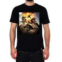Playeras O Camiseta Tortugas Ninja Todas Las Tallas!!!