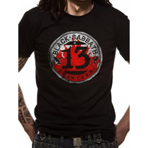 Black Sabbath - 13 - T-shirt Playera Importada Xl