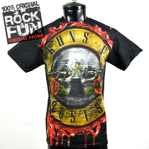 Guns N Roses Playera Importada 100% Original 2