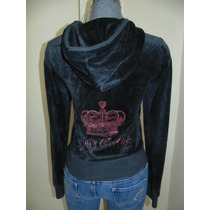 Sudaderas Juicy Couture Velour S-m Original