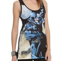 Playera Batman Y Catwoman Original Dc Comics