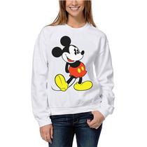 Sudadera Mickey Classic Envio Gratis Todas Las Tallas!!!