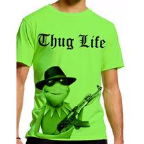 Playera O Camiseta Rana Rene Armado, Muppets