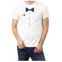 Playera O Camiseta Moño, Nerdi Jinx Edicion Especial