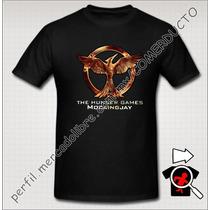 Playera Los Juegos Del Hambre Playera The Hunger Games