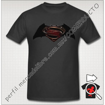 Playera Batman Vs Superman Dawn Of Justice