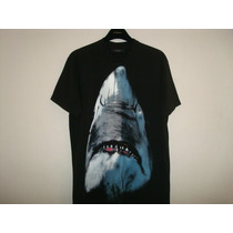 Givenchy Paris Playera Shark Xxs-mediana Nueva Envio Gratis