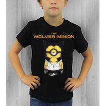 Playeras O Camiseta X-minion Todas Tallas 100% Calidad