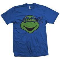 Playeras O Camiseta Tortugas Ninja 100% Calidad!!!
