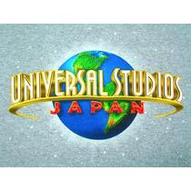 Universal Studios Japan Playera Versace Armani Dolce Karan