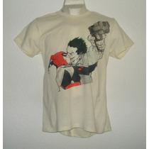 Playera Camiseta Batman Joker Guasón Harley Quinn Beso Kiss