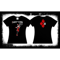 Harley Quinn - Say How I Look Blusa Comic Joker Batman Ivy