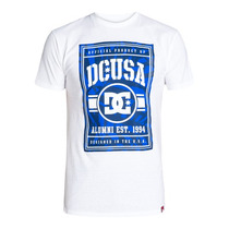 Playeras Hombre Caballero Rd Authentic M Tees Wbn0 Dc Shoes