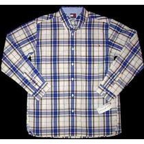 Camisa Tommy Hilfiger Manga Larga Talla 8-10