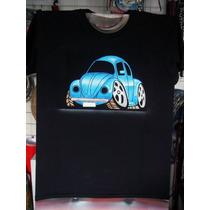 Playera Volkswagen Sedan Vocho Bocho Aerografia Herbie