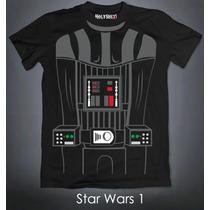 Playeras Sudaderas Star Wars The Force Awakens Darth Vader