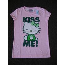 Hello Kitty Childrens Place Forever Blusa Para Niña #l10/12