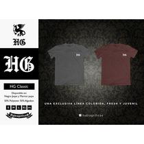 Camisetas Hip Hop Linea Hg Hydrogrificos
