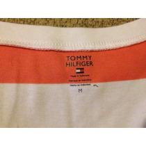 Playera Mujer Tommy Hilfiger Talla Mediana Original 100% Usa