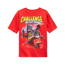 Lego Niños Batman Camiseta Estampada