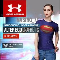 Under Armour Alter Ego Super Girl Superhero,deportes/casual