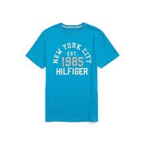 Tommy Hilfiger, Padrisima Playera Caballero Talla L !!!