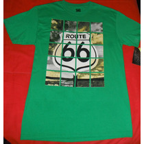 Playera, Rocker, Ruta 66, Route 66