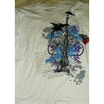 Surf Plus T Shirt Blanca Xl Nueva Envio Gratis