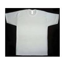Camiseta Campaña 120 Gramos Para Venta Inmediata