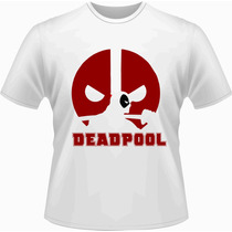 Playera Marvel Deadpool Geeko Tshirt