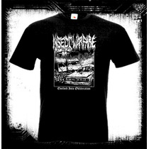 Insect Warfare - Evolved To Obliteration Camiseta