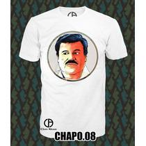 Playeras Chapo Guzman Las Mas Buscadas Del Chapo****oferta*